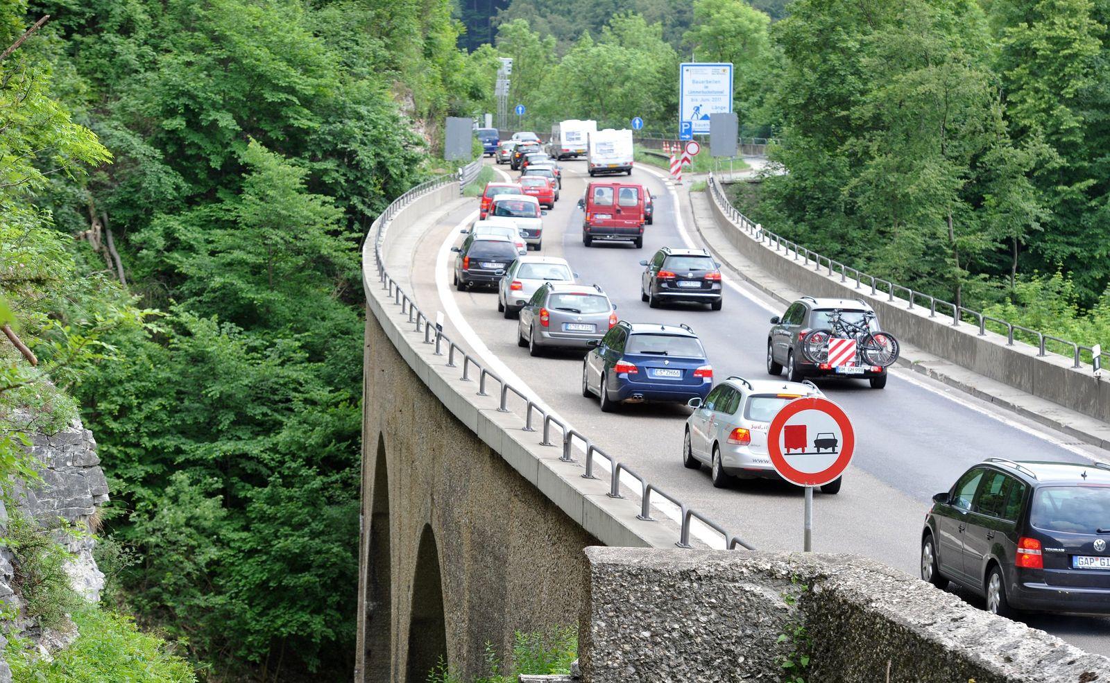 Autobahn in Baden-Württemberg / CDU plant Verkauf von Autobahnstrecken