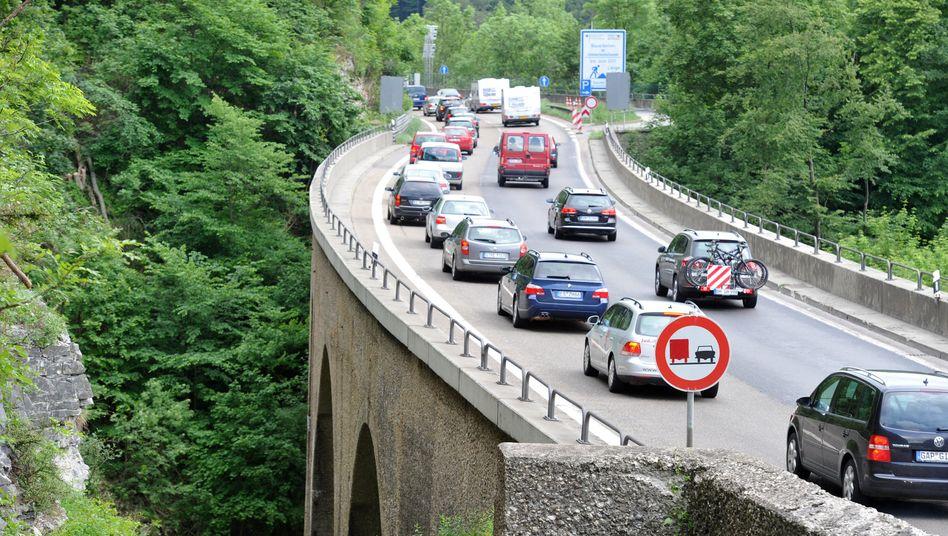 Autobahn: Bewegung auch fürs Depot?