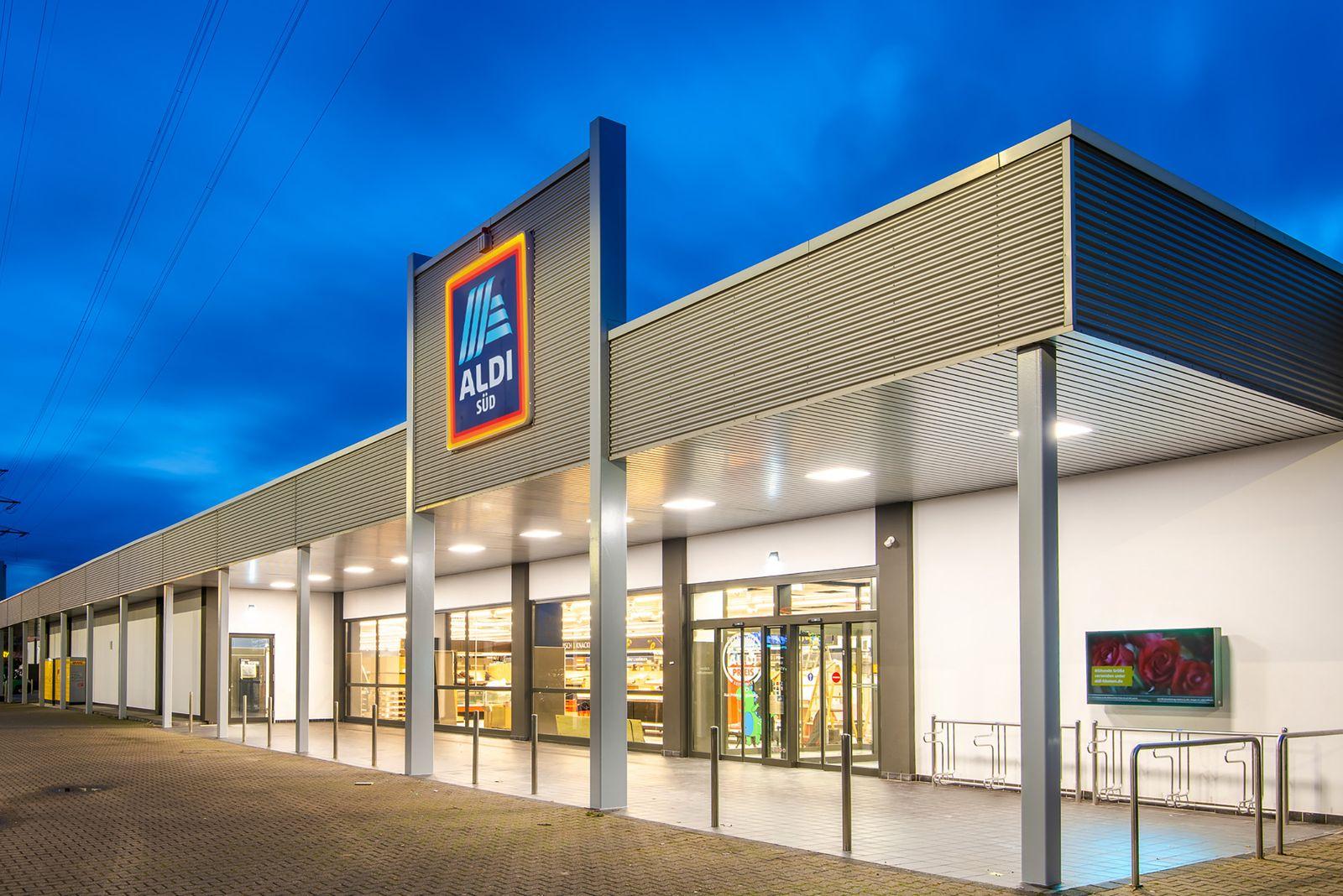 Die größte ALDI SÜD Filiale der Welt eröffnet im Ruhrgebiet