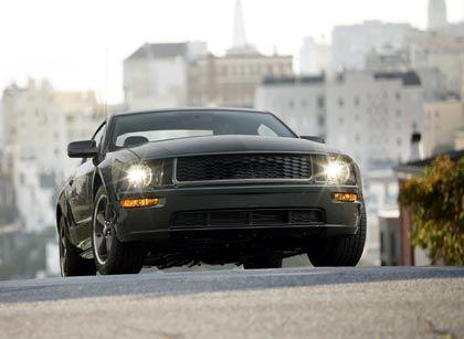 Rasant: Der Ford Mustang Bullitt