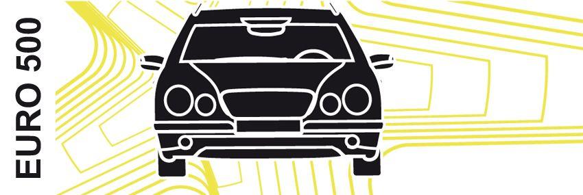 GRAFIK EURO 500 / 2012 / Automobile
