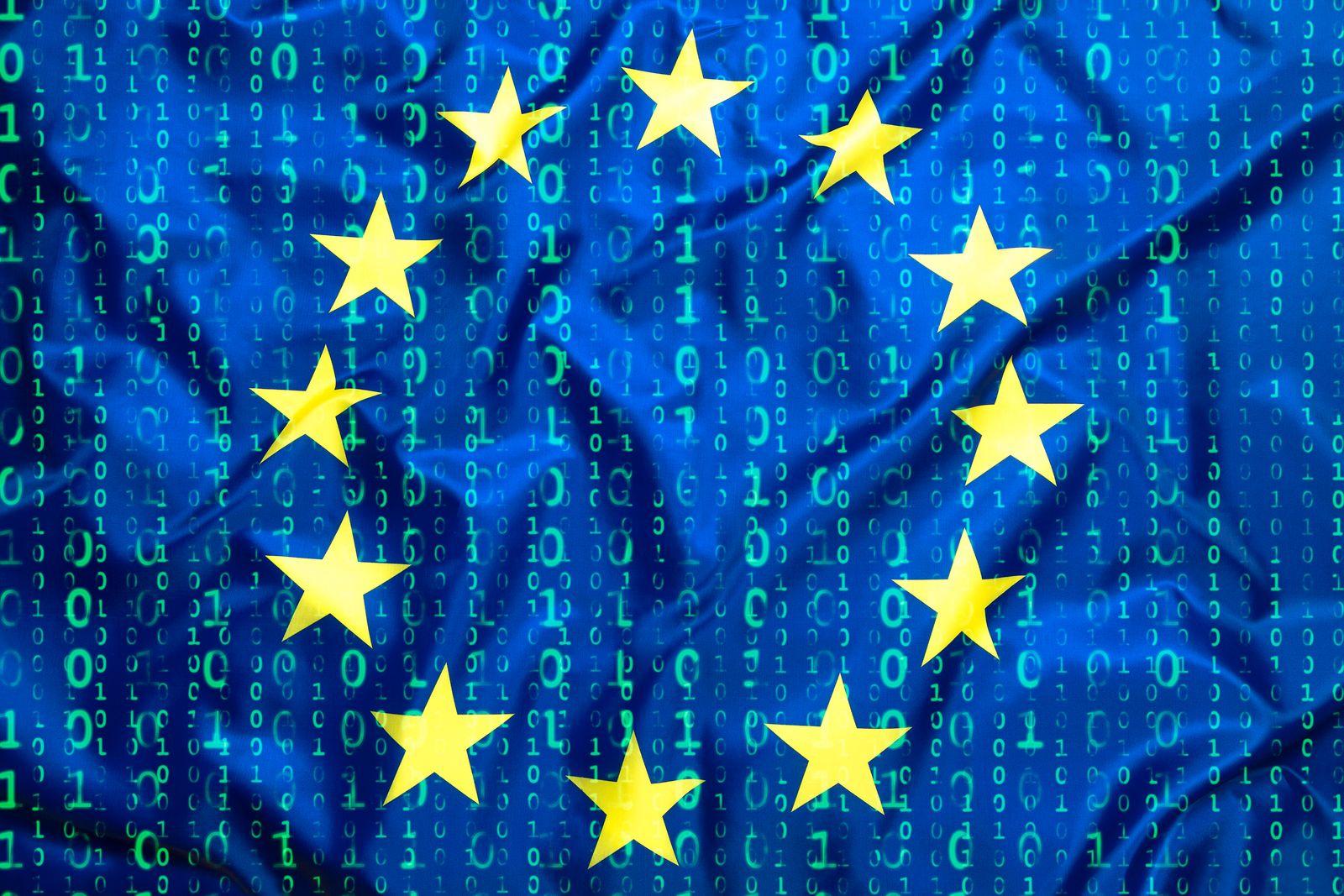 EINMALIGE VERWENDUNG DSGVO / Datenschutz / EU