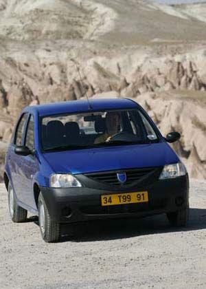 Billig, will ich? Dacia Logan des Renault-Konzerns