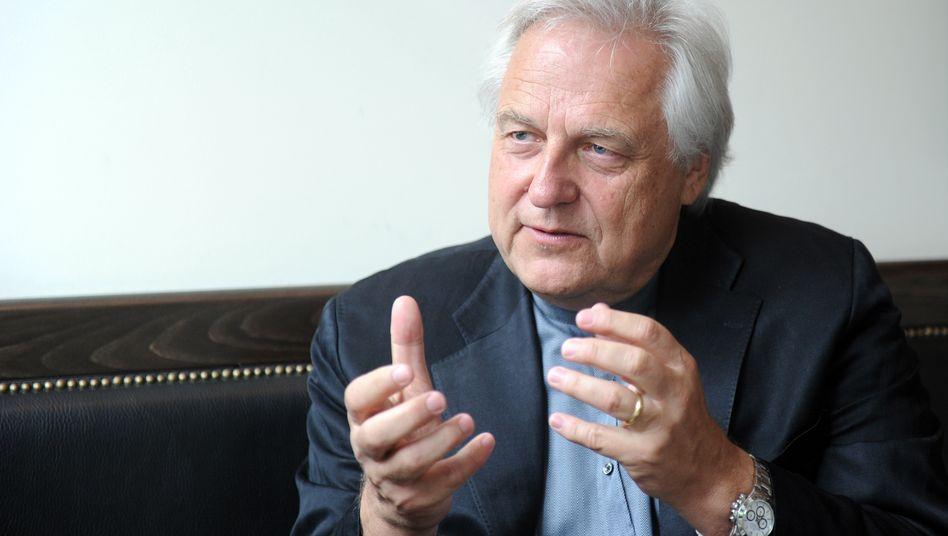 Der Düsseldorfer Kunstberater Helge Achenbach galt als einer der besten Netzwerker in der deutschen Kunstszene.