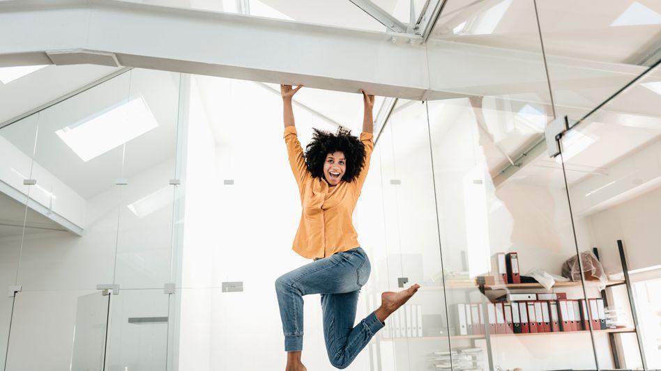 """Spaß im Job: Nicht überall, wo """"New Work"""" draufsteht, ist New Work drin"""