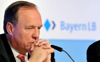 Neuer Mann an der Spitze: BayernLB-Chef Häusler muss die Landesbank sanieren
