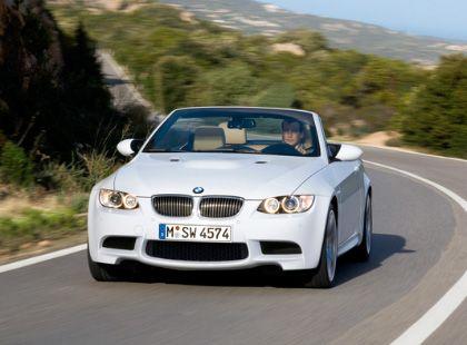 Karacho-Cabrio: Die Cabrioversion des M3 kann alles, was ein 3er-BMW kann - nur schneller