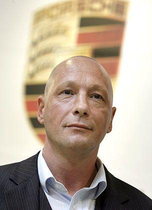 Porsche-Betriebsratschef Hück: Selbstbewusster Verbündeter von Wiedeking