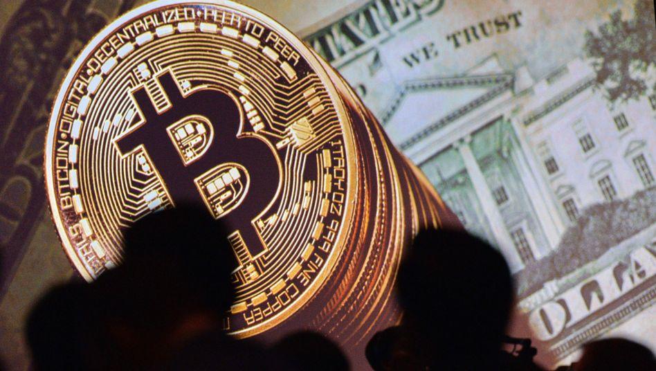 "Investoren im Kryptowährungs-Rausch: ""Das muss man erst mal verkraften"""