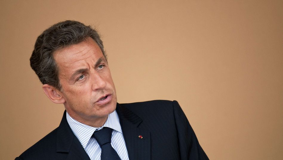 """Frankreichs Präsident Sarkozy: """"Ich hoffe, dass andere Länder auch so vorgehen"""""""