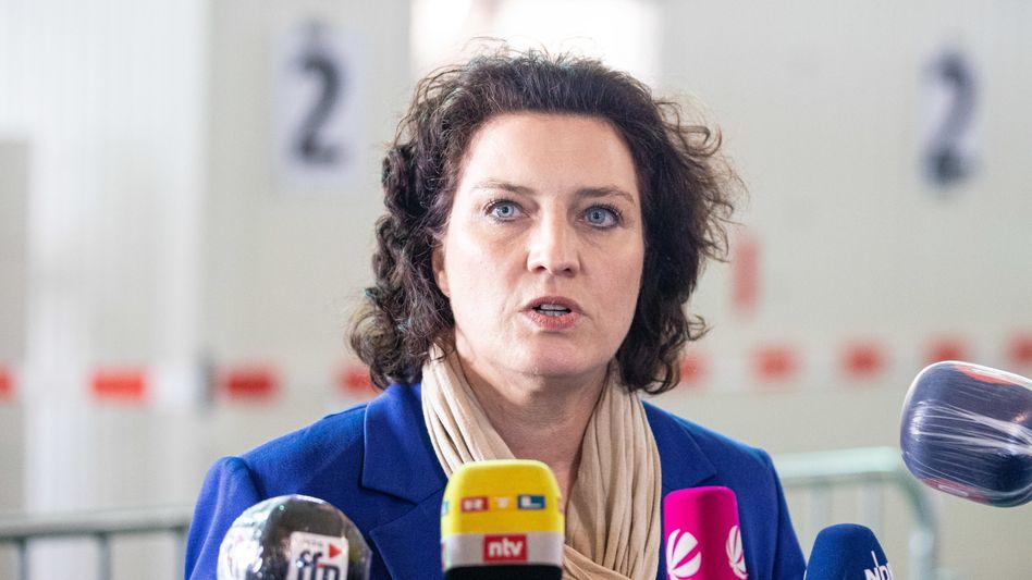 Bald mit neuer Aufgabe: Die ehemalige niedersächsische Ministerin Carola Reimann