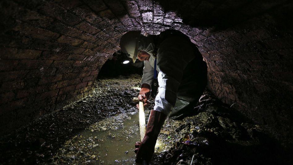 Londoner Kanalisation: Um Gewinn zu erzielen, setzt die Allianz verstärkt auf Infrastrukturprojekte