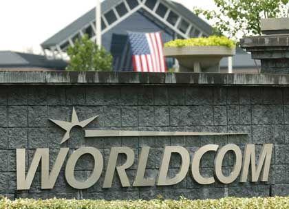 Nur geringe Chancen:Kein Deal mit Worldcom