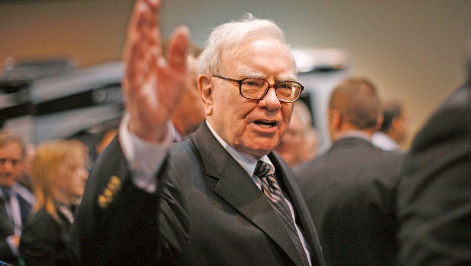 """Milliardär Buffett: """"Amerikas wirtschaftliche Magie bleibt am Leben"""""""