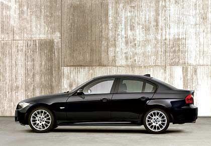 BMW 320si Limousine