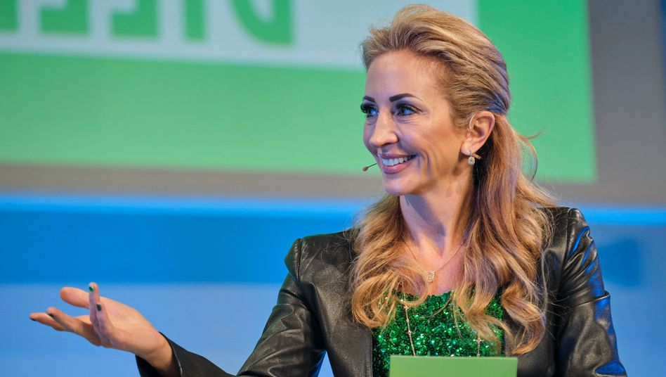 Führt einen deutschen Linux-Anbieter aufs Börsenparkett: Die ehemalige SAP-Managerin und aktuelle Suse-Chefin Melissa Di Donato