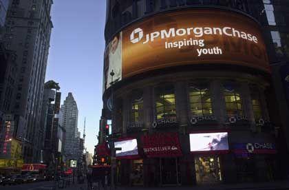 JP Morgan: Das Institut steht im Vergleich der Wall-Street-Banken gut da