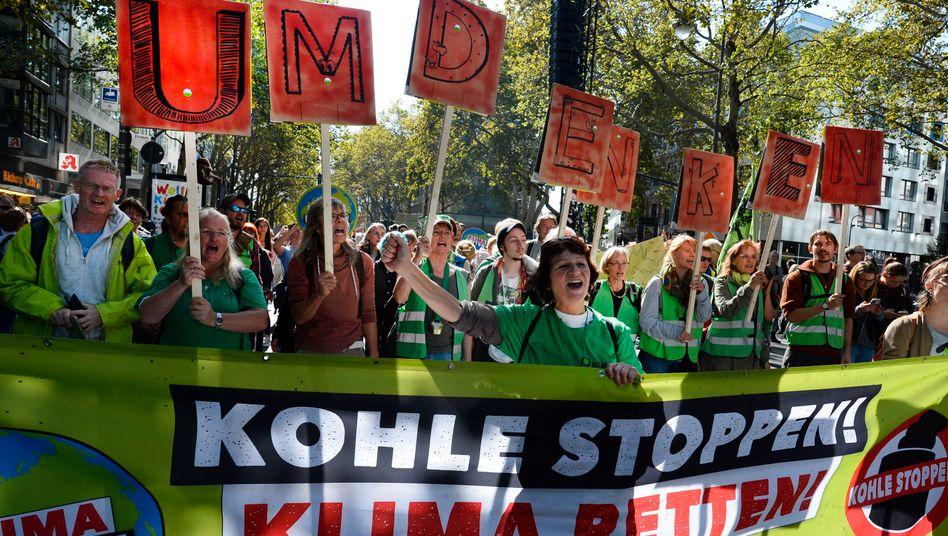 Bundesrat stoppt Klimapaket in Teilen - für diesen Freitag hat Fridays for Future wieder zur Großdemo aufgerufen