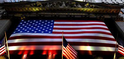 Einkauf: Der US-Staat steigt in Wall-Street-Banken ein