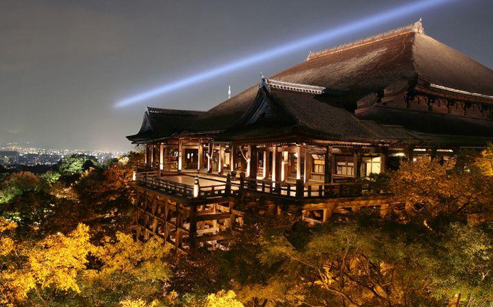 Tempel in Kyoto: In Japan schafften es Firmen auf 1000 Jahre mit dem immer gleichen Geschäftsmodell