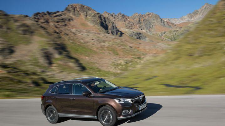 Borgward, Geely und Co.: So startet China die nächste Angriffswelle auf deutsche Autobauer