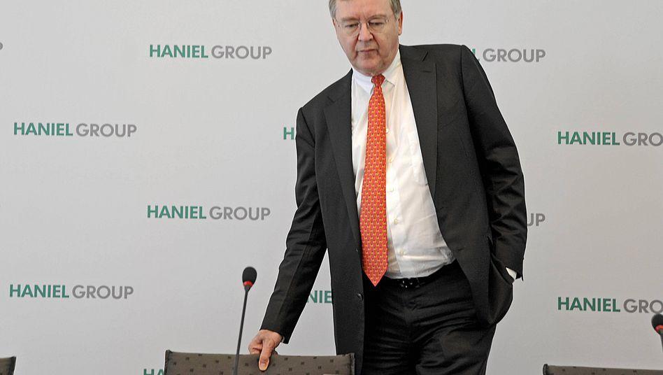 Es passte nicht: Jürgen Kluge, zeitweise Vorstandschef von Haniel.