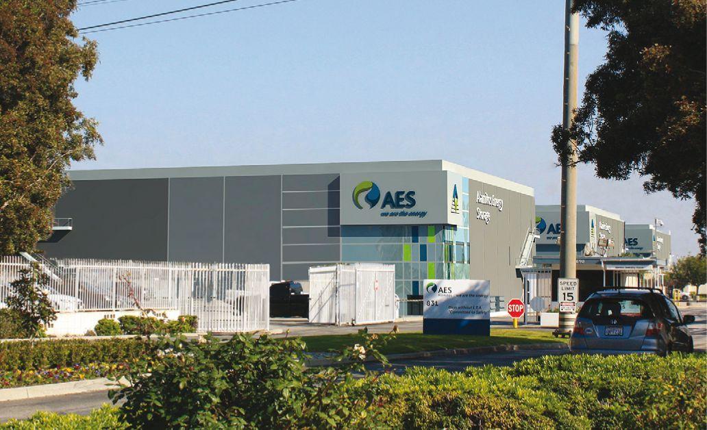Alamitos Battery Energy Storage System