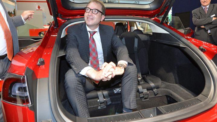 Verkehrsminister auf Abruf: Dobrindts größte Desaster
