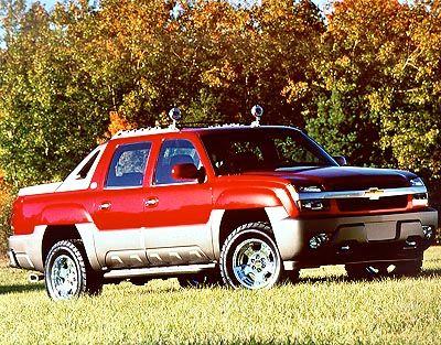 Chevrolet Avalanche: Mischung aus Geländewagen und Luxusschlitten