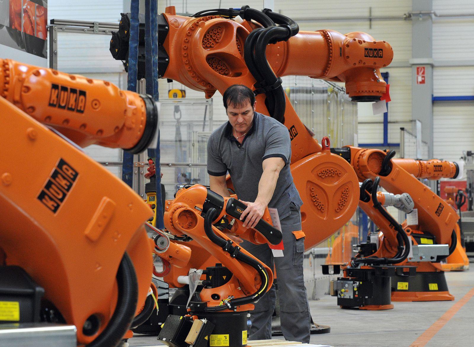Roboter / Produktion