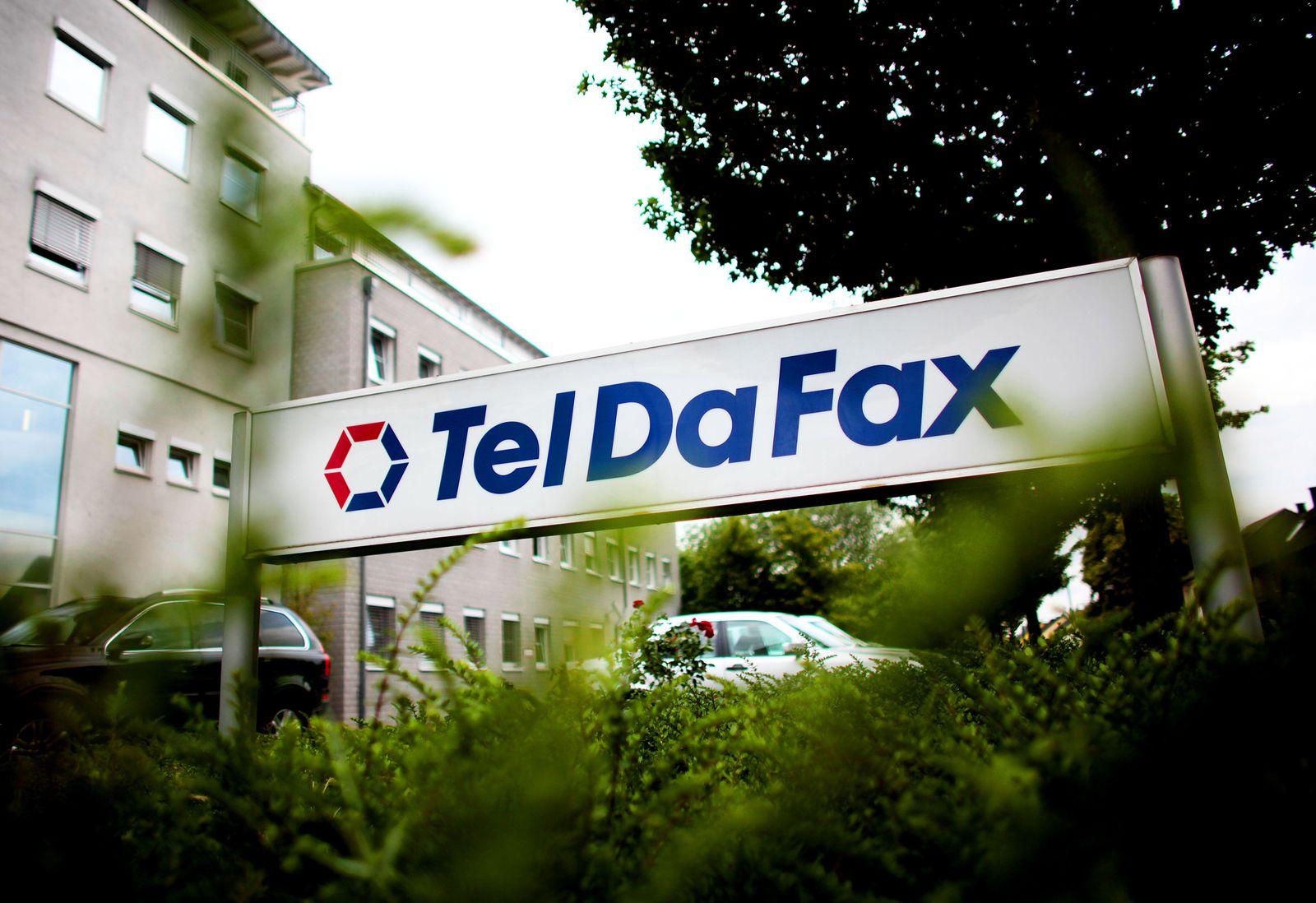 Teldafax / Insolvenz