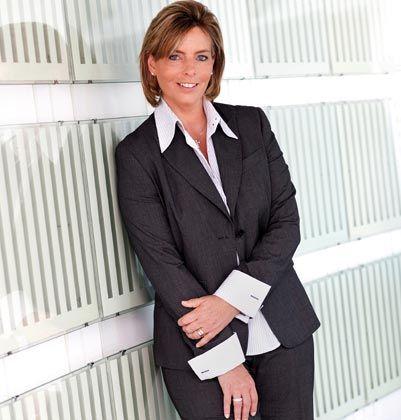 Frauenpower: Microsoft-Managerin Gifford