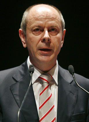 Gegenkandidat zu Strauss-Kahn: BIZ-Manager Tosovsky