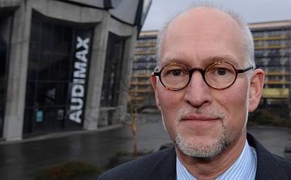 """""""Wildwuchs verhindern"""": Elmar Weiler, Rektor der Ruhr-Uni Bochum"""