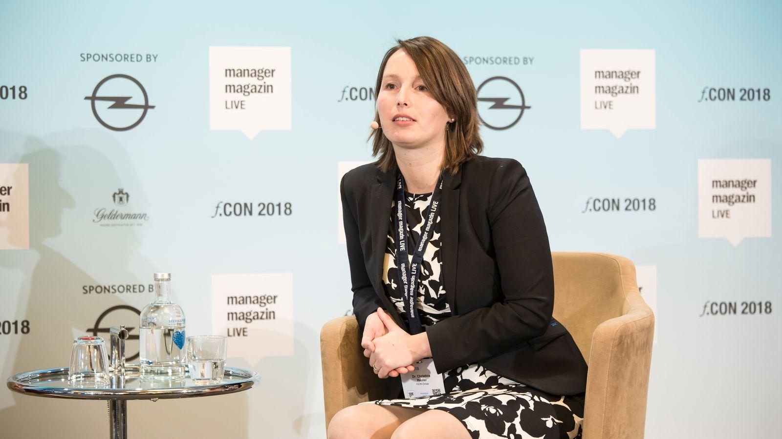 Christina Reuter / fcon 2018