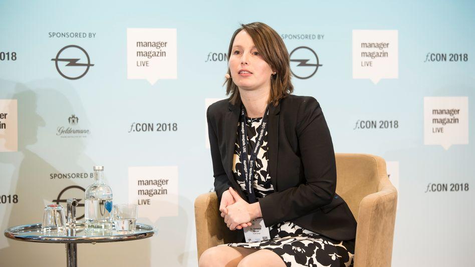 Jüngste Aufsichtsrätin eines milliardenschweren Konzerns in Deutschland: Christina Reuter