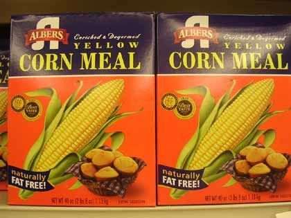 "Trend ""Neo-Retro"": Albers Corn Meal"