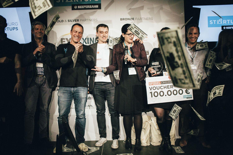 Startup-Pitch Reeperbahnfestival; Gewinnerteam, Jury