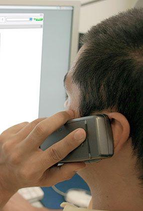 Steuerfrei: Das von der Firma für private Zwecke zur Verfügung gestellte Handy
