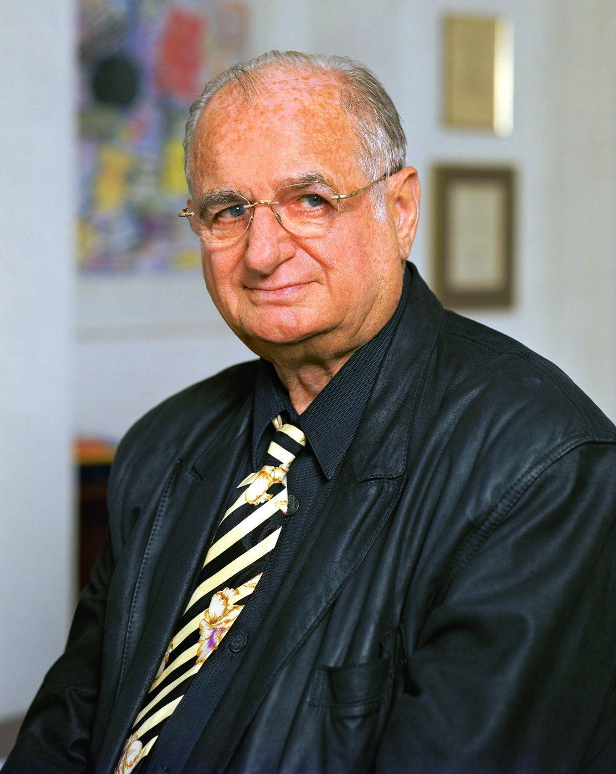Wirtschaftspioniere / Hans Riegel