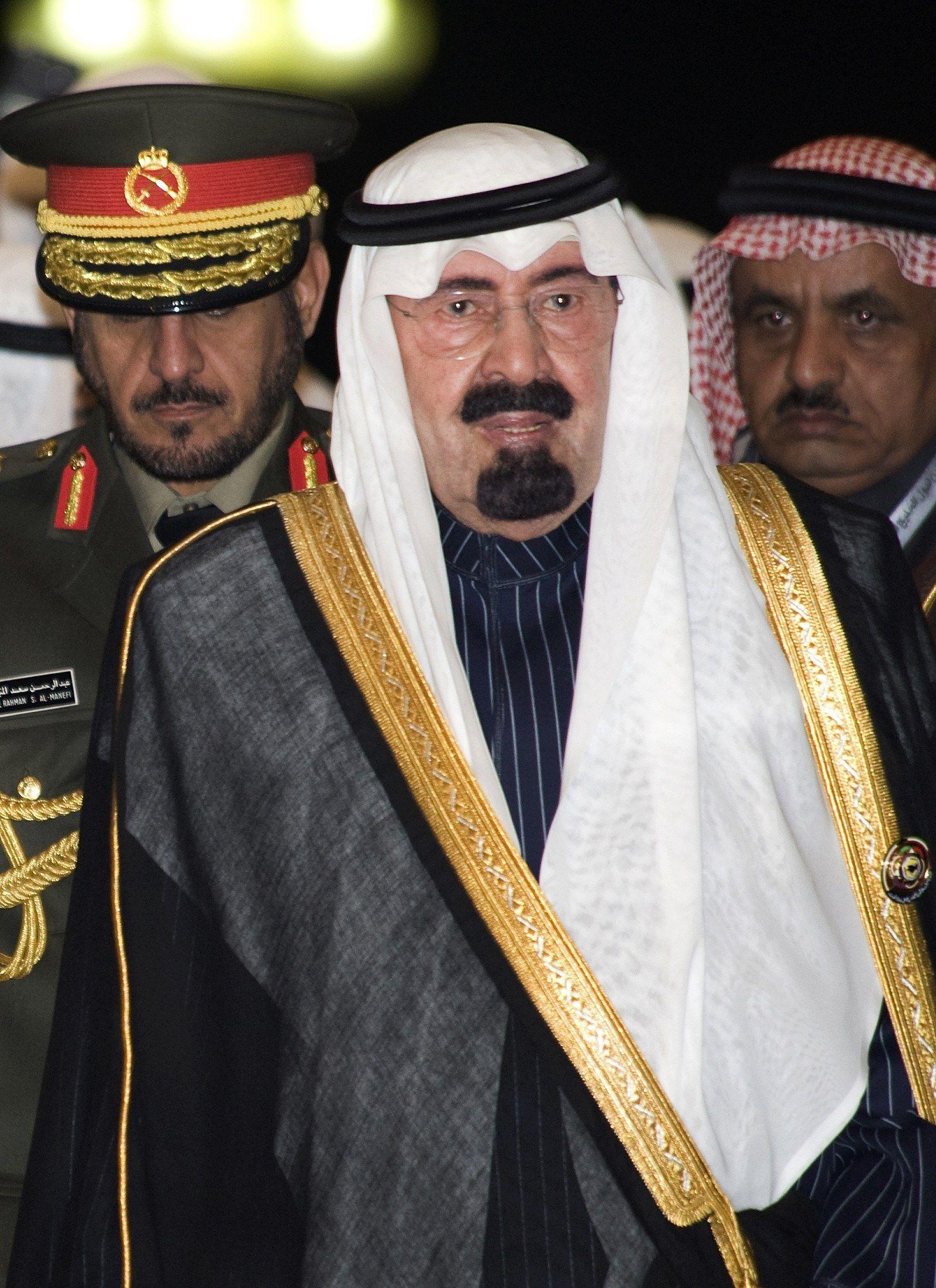 König Abdullah Saudi-Arabien