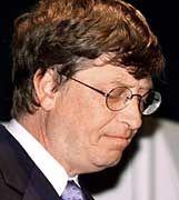 Microsoft-Chef Bill Gates