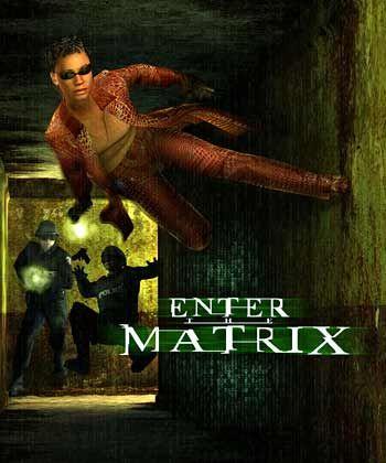Matrix: Niobe on the Wall