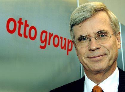 Abgang mit Erfolgsergebnis: Unter Michael Ottos Ägide ist der Gewinn auf eine halbe Milliarde Euro gestiegen