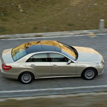 Mercedes E-Klasse: Mit maximal 70 km/h zur Werkstatt
