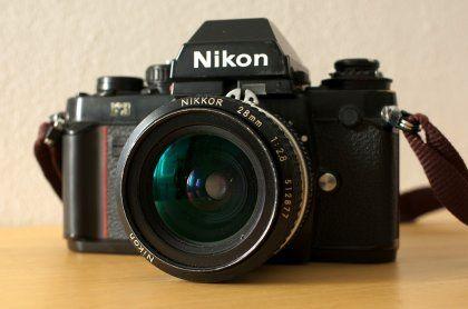 Nicht alles manuell: Nikon F3