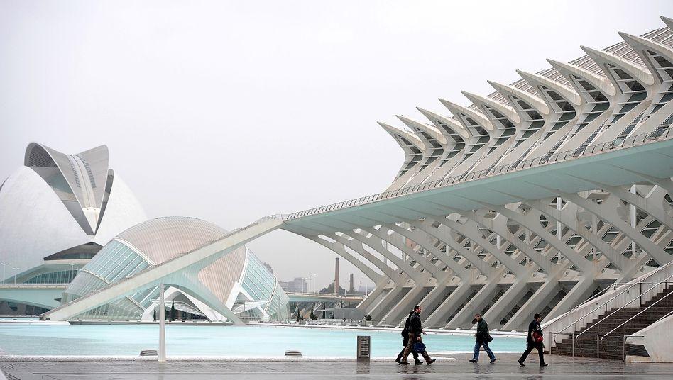 Krisenregion Valencia: Höhere Zinsen als Griechenland