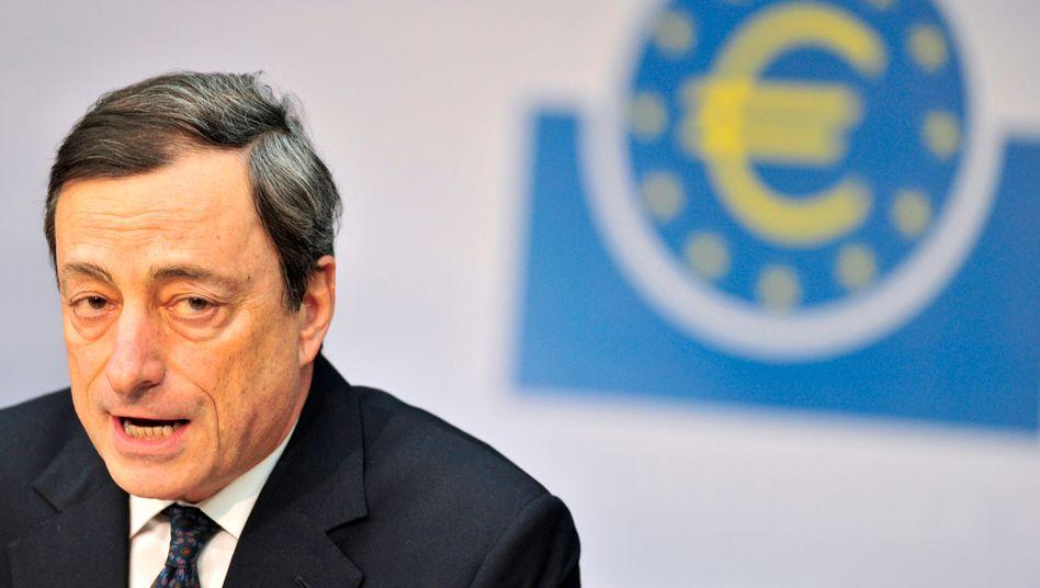 Mario Draghi: Auch der frühere Chefvolkswirt der Europäischen Zentralbank, Jürgen Stark, krtisiert die Politik des EZB-Präsidenten