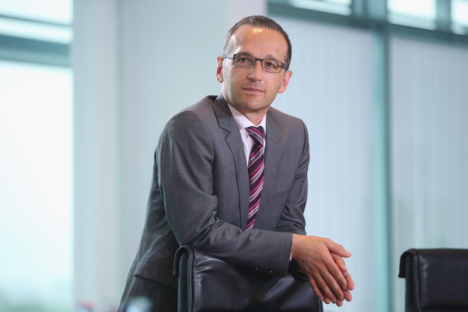 Heiko Maas/ Freihandelsabkommen