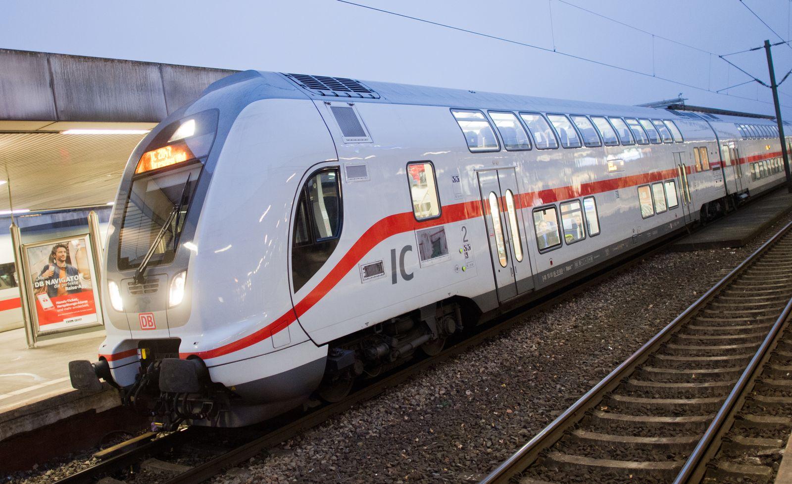 IC 2 / Deutsche Bahn